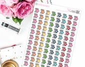Mixer - Planner stickers, Mixer Stickers,  Baking Stickers, Kitchen-aid Stickers, Bujo Stickers, Icon Stickers, Functional stickers