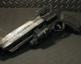 "Destiny ""HawkMoon ""Hand Canon 1:1 scale (free shipping)"