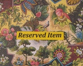 Reserved For Terri - Hand-Painted Dollshouse Miniature Jug & Bowl - Buttermilk