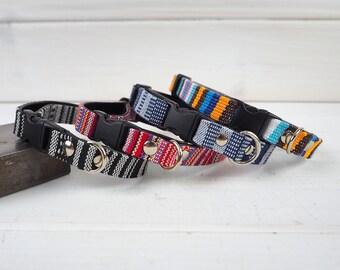 Cat collar, cat collar breakaway, breakaway cat collar, breakaway collar, boho style, breakaway clasp, cat breakaway collar, Desainer.