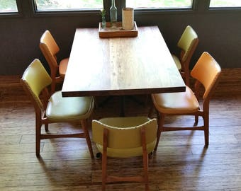 5 Mid Century Modern Dining Chairs