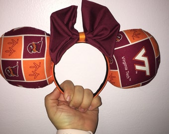 Virginia Tech Ears