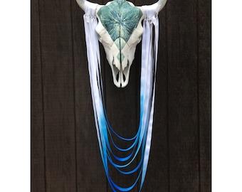 Indigo Sky Third Eye with Sacred Arc - Divine Buffalo