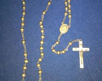 Antique Italian Rosary #4