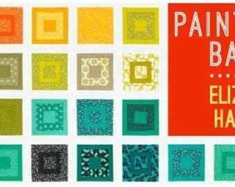 Complete Paintbox Collection by Elizabeth Hartman for Robert Kaufman, Pacific, Choose the Cut, All 30 Fabrics