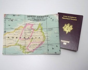 "Passport protected land ""Australia"""