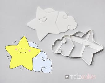 Star #3 Cookie Cutter