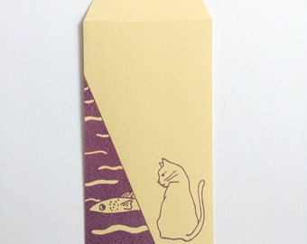 Envelope: CAT