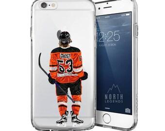 Shayne Gostisbehere - Philadelphia Flyers Phone Case