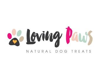 Loving Paws Natural Dog Treats 4 oz