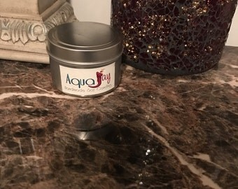 4 oz Handmade Soy Candles scented with Essential Oils