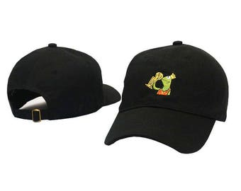 King kermit embroidered kermit the frog none of my business dad hat