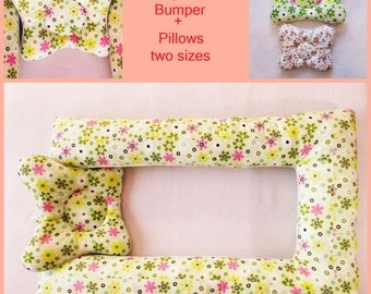Sewing Pattern,Baby Nest,Baby Bumper,Newborn Baby Pillow,babynest,sleeping-Baby Bed,Sleep Transition,portable baby bed,Baby Sleeper.