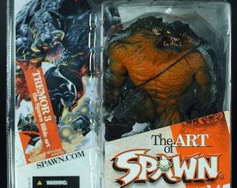 Spawn Series 26 The Art of Spawn Tremor 3 Action Figure McFarlane Toys