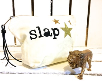 Slap zip purse