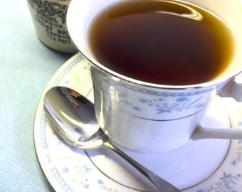 Vanilla Mystique Tea - Auntie Betty's Premium blended loose-leaf tea - deliciously fragrant and decadent