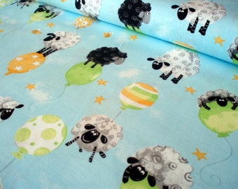 Cotton fabric Lewe s Balloons by Susybee