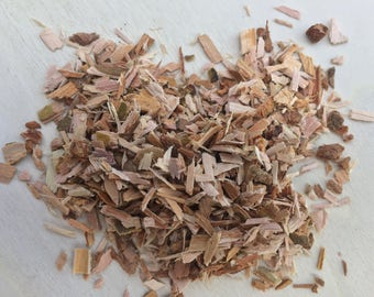 White Willow Bark, Salix alba ~ Sacred Herbs and Spices from Schmerbals Herbals