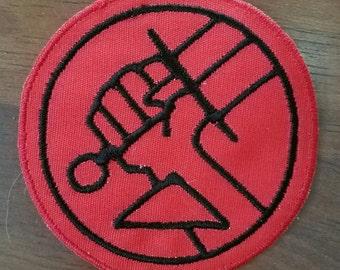 Hellboy BPRD Patch