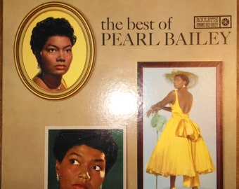 Pearl Bailey - The Best of Pearl Bailey SR-25144 Vinyl Record LP 1961