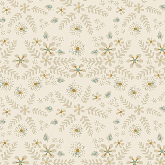 GARDEN DREAMER by Maureen Cracknell for Art Gallery Fabrics - One Yard - Flower Dance - Fabric by the Yard - Art Gallery Fabrics