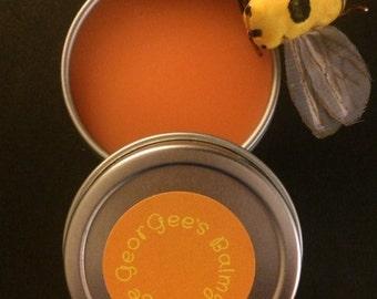 Lip Balm - GeorGee's Balmy Orange 0.5oz