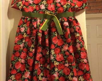 SALES, Kids Dress for 2-5yr olds, wedding, party, church, handmade dress, made to order, gift for her, ages 2-5 available, children dresses.