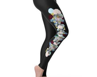 Art Portrait Women's Leggings