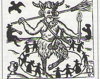 Blessings of the Horned Witch farther pouch