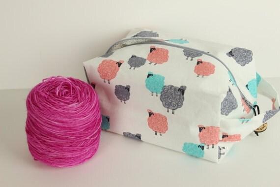 Baa Baa Baby Medium box bag