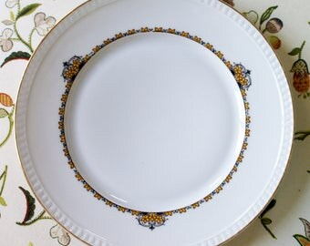 Hermann Ohme China Plate