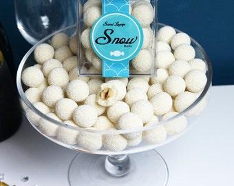 SnowBalls - Coconut Truffles (All Natural & Gluten Free)
