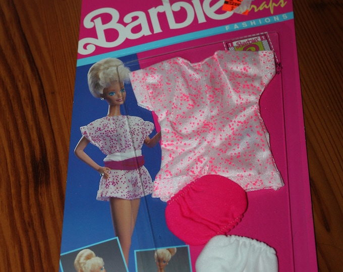 Barbie My First Fashions No. 4736 MINT on Card 1992 Mattel