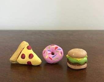 Ceramic Foodie Pins