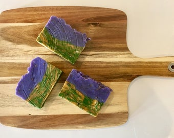 Botanical Soap - Lemon Myrtle & Lavender