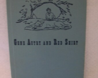 Gene Autry Child's Book
