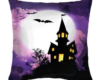 Halloween pillow Halloween Decor Halloween party Decorative pillow Halloween decoration
