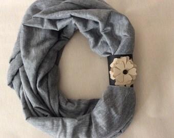 Free shipping Canada,infinity scarf cuffs, infinity scarf, infinity leather cuffs, scarf cuff free shipping, infinity scarf brooch,