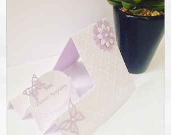 Sympathy Card - Get Well Card - Thinking Of You Card - Thank You Card - Anniversary Card - Birthday Card - Just Because Card - Sorry Card