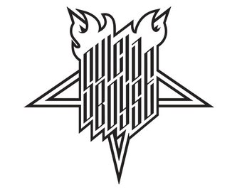 Suicide Boys Star vinyl decal sticker for Car/Truck Window computer mac rap