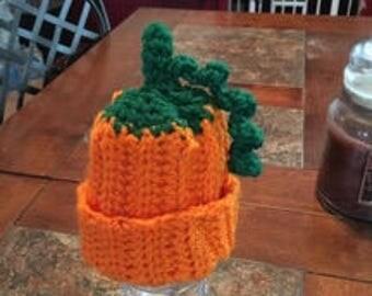Pumpkin Baby Hat (MTO)