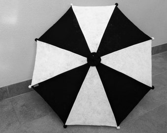 Beach umbrella from Eagle/Hat design