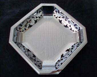 Mussbach Chrome Bowl-Plate