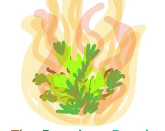 Burning Bush - Family Worship Activity for Jehovah's Witnesses