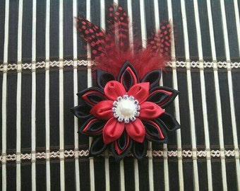 Kanzashi Hair clips 5 colors to choose from