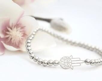 """Bracelet """"Fatima's hand"""""""