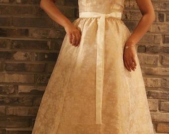 Halter neck Hanbok  dress