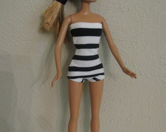 Barbie doll clothes-swimsuit