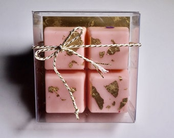 wax melts, wax tarts, oudh melts, soy wax melts,