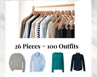The Workwear Capsule Wardrobe: Winter 2017 Collection